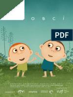 Drobci - presskit