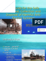 Handling & Disposal of Anti-foulings - Thailand