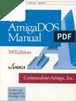The AmigaDOS Manual