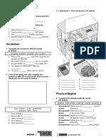 Mosaic TRD1 Tests U1 2