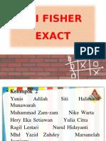 Uji Fisher