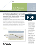 Business Cycle Sector Approach