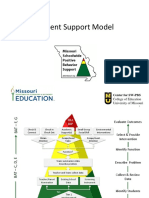 Missouri Possitive Behavior Support Model