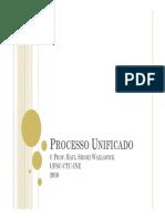 1.4 - Processo Unificado