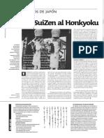 Sonidos de Japon Informe Batonga Abril 2005