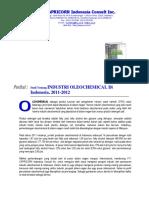 Studi Tentang Industri Oleochemical Di Indonesia 2011