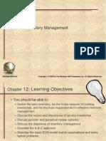 Student Slides Chapter 12