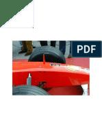 Tubo Di Pitot Su Una Vettura Di Formula 1