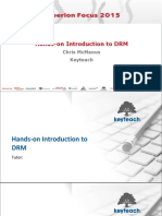 Hands on Introduction to DRM Guy Rogers Keyteach