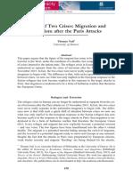 The Migrant and the Terrorist