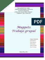 TRABAJO GRUPAL MUPPETS