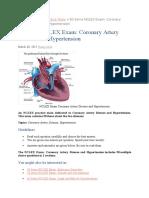 Nclex Exam Cardio