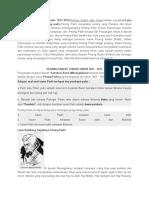 Sejarah Perang Paderi