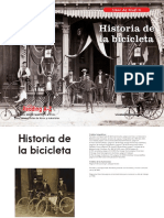 Historia de La Bicicleta - Single Sided