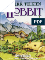 The Hobbit Graphic Novel - Old Cover