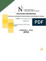 Informe de Comercializacion Mercado de Minerales y Metales