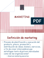 El Marketing Exposicion