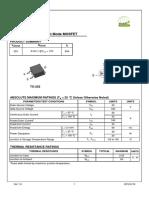 UNIKCP0903BDL datasheet