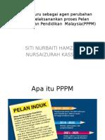 Peranan Guru PPPM