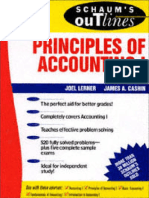 Financial Accounting, Schaum Principles Of