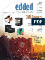 Embedded Computing Design August 2016