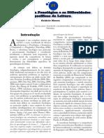 Octávio Moura (2009) Consciencia Fonologica