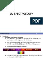4.UV Vis Spectroscopy