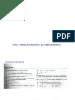 Lista 2 Conjuntos Mat Discreta