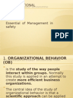 4.Organisational Behaviour