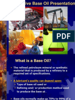 Automotive Base Oil Presentation