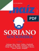 Revista Maiz - Soriano, Marzo 2015