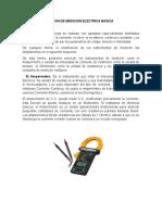 Instrumentos de Medicion Electrica 1