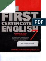 FCE in English 7.pdf
