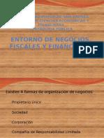 Entorno de negocios fiscales y financieros