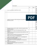 Checklist Critical Review Jurnal