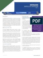 Leaflet MDM6000 R3.1