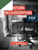 La costura de la escritura, de Óscar Durán Ibatá