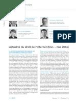 RLDC Octobre 2016_Actualité droit de l'internet.pdf