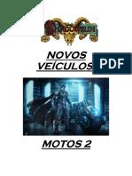Shadowrun - Veículos - Motos Vol. 2 - Biblioteca Élfica