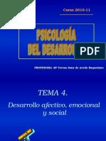 Tema 4 Psicologia Del Des Arrollo
