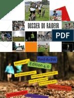 Raid du BW 2016 - Dossier du Raideur