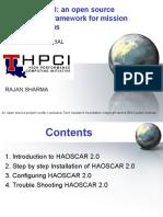 Haoscar Presentation