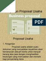 Penyusun Proposal Usaha.ppt