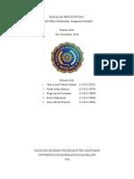 Audit Siklus Pembiayaan (Full)