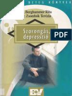 Berghammer-Zsombók -  Szorongás depresszió.pdf
