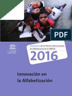Alfabetizacion UNESCO