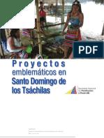 Proyectos de Inversión Pública en Santo Domingo de Los Tsáchilas 1
