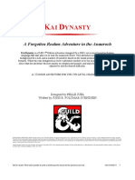 Kai Dynasty