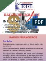 Exposicion Ratios