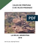 Chicales de Prepuna del Valle Vilgo-Paganzo La Rioja, Argentina
